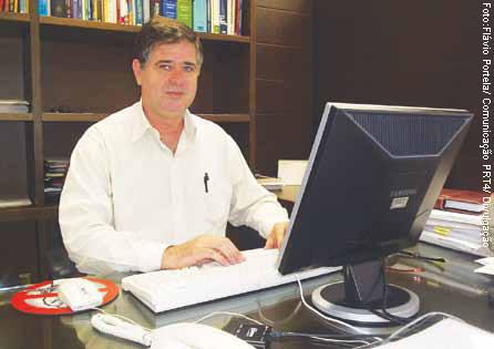 Procurador do Trabalho de Caxias do Sul, Ricardo Garcia
