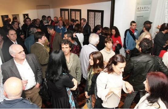 Minicircuito cultural marcou os cinco anos da Fundação Ecarta, com participação de 350 convidados
