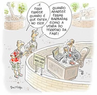 Ilustração: Santiago