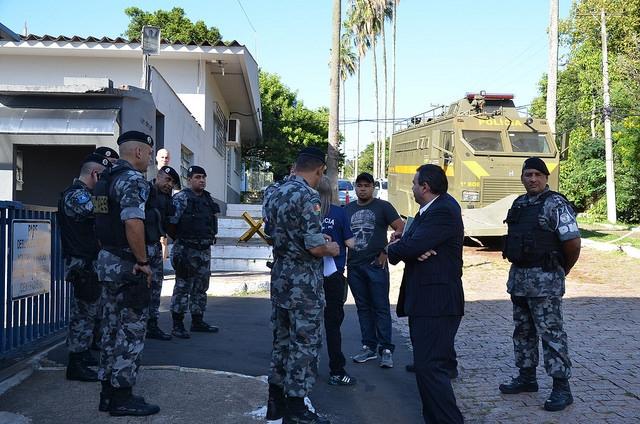 Operação cumpriu mandado de prisão em Porto Alegre (foto), Região Metropolitana, Vale dos Sinos e Litoral
