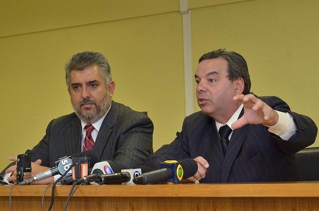 Os promotores Da Camino e Herbstrith detalharam ações do cartel