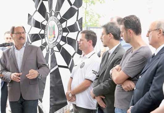 Sartori afirma priorizar segurança, mas 650 agentes concursados tiveram nomeações suspensas