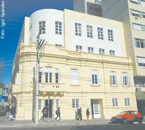 NOVO CENTRO DE INTEGRAçÃO possui 60 salas