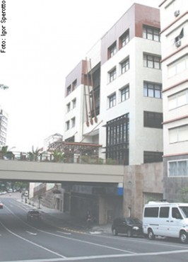 Prédio será construído em área do Colégio Anchieta, na Capital