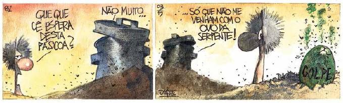 Quadrinhos | Arte: Edgar Vasques