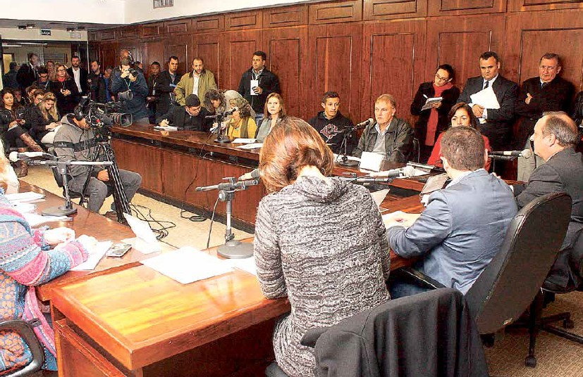 Audiência Pública realizada no último dia 1º de junho na Assembleia Legislativa sobre o Plano Estadual de Educação