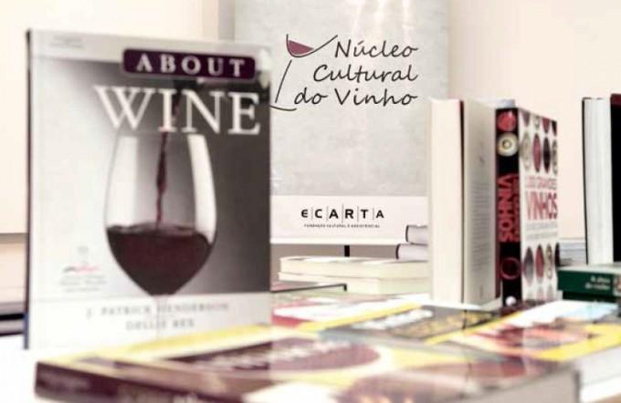 Feira de livros sobre vinho incluirá obras de gastronomia