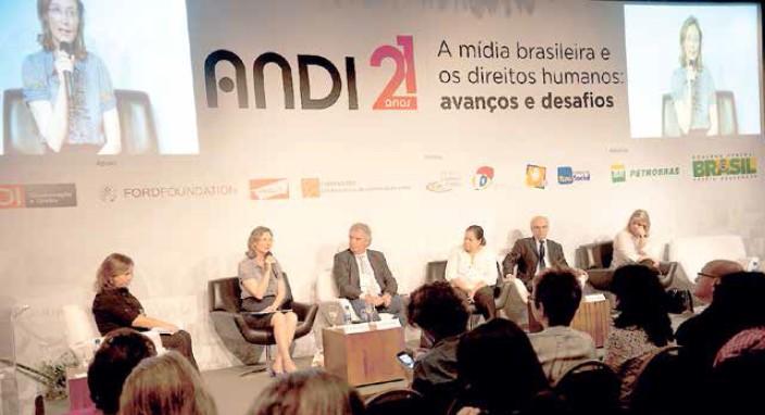 Tema foi discutido em seminário que comemorou os 21 anos da Andi, no mês de junho, em Brasília
