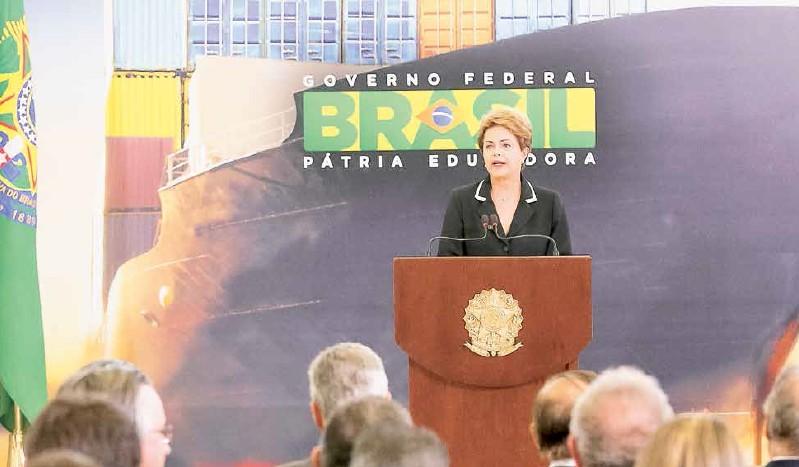 Lema do segundo mandato de Dilma Rousseff, questão estratégica para o país, o slogan publicitário é também alvo de críticas dentro e fora nas trincheiras aliadas do governo federal