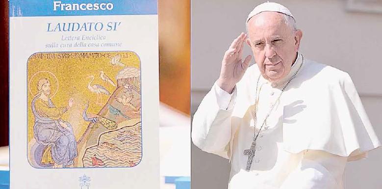 Casa Comum: a histórica encíclica ecológica do Papa