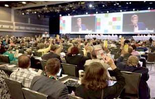 Evento reuniu mais de 1,7 mil sindicalistas