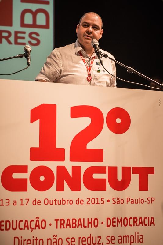 Vagner Freitas, presidente da CUT