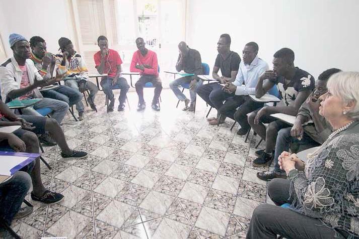 São Sebastião do Caí: projeto visa inclusão dos migrantes do Senegal, Gana e Haiti