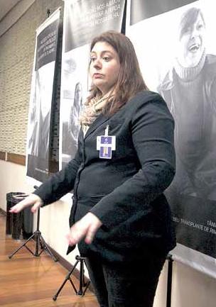 Maria Isabel orienta: se você é doador, informe sua família