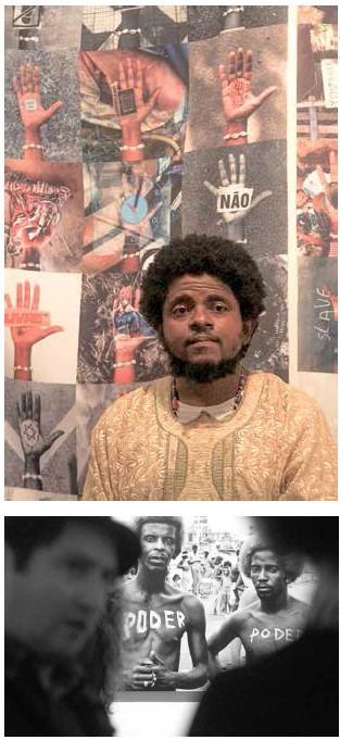 Mostra discute o racismo contra os negros e sua invisibilidade social