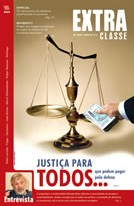 Jornal Extra Classe Nº 124 | Ano 13 | Jun 2008
