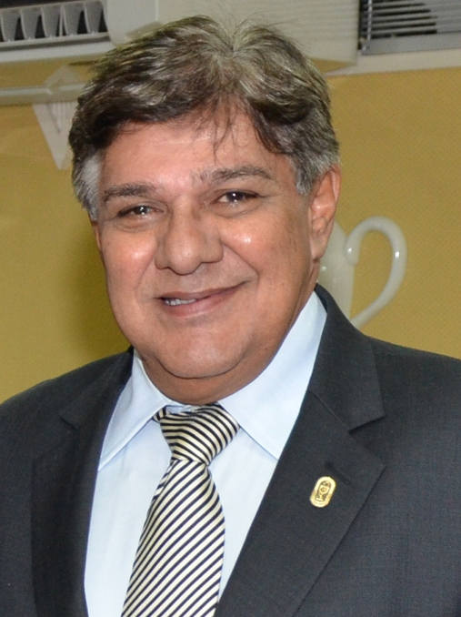 Walter Jorge João, presidente do Conselho Federal de Farmácia (CFF)