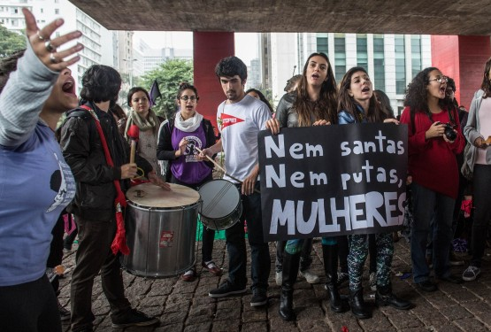 Para desconstruir a cultura de violência | Foto: Kelsen Fernandes/ Fotos Públicas