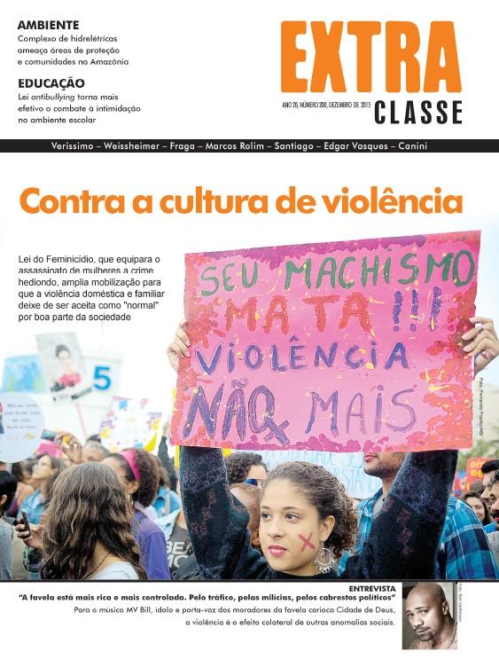 Jornal Extra Classe Nº 200 | Ano 20 | Dez 2015