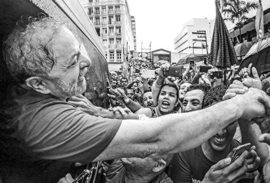 É possível destruir Lula? | Foto: Ricardo Stuckert/Divulgação/Pública