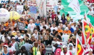 Marcha de abertura do Fórum Social Temático Porto Alegre | Foto: Igor Sperotto