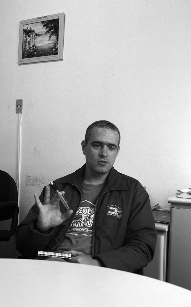 Antônio Carlos Gomes, coordenador pedagógico da Agefa