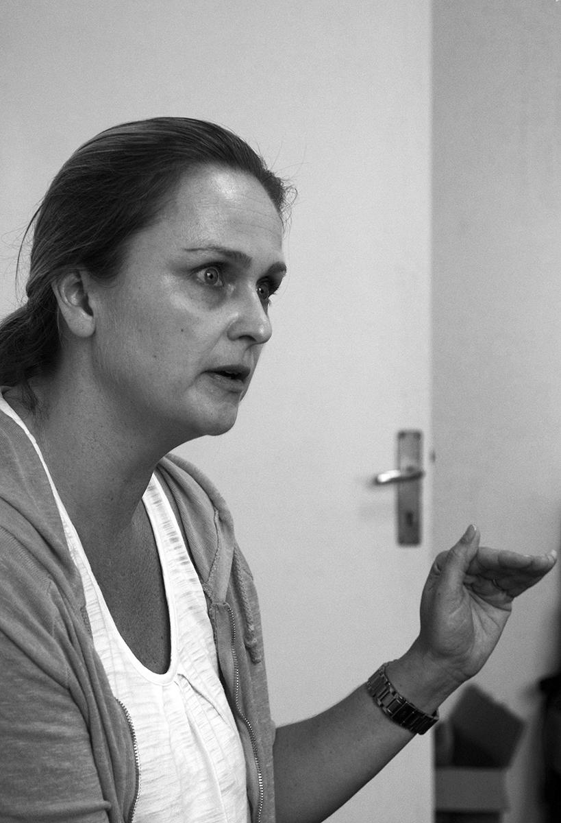 Cristina Luisa Bencke, coordenadora pedagógica da Efasc