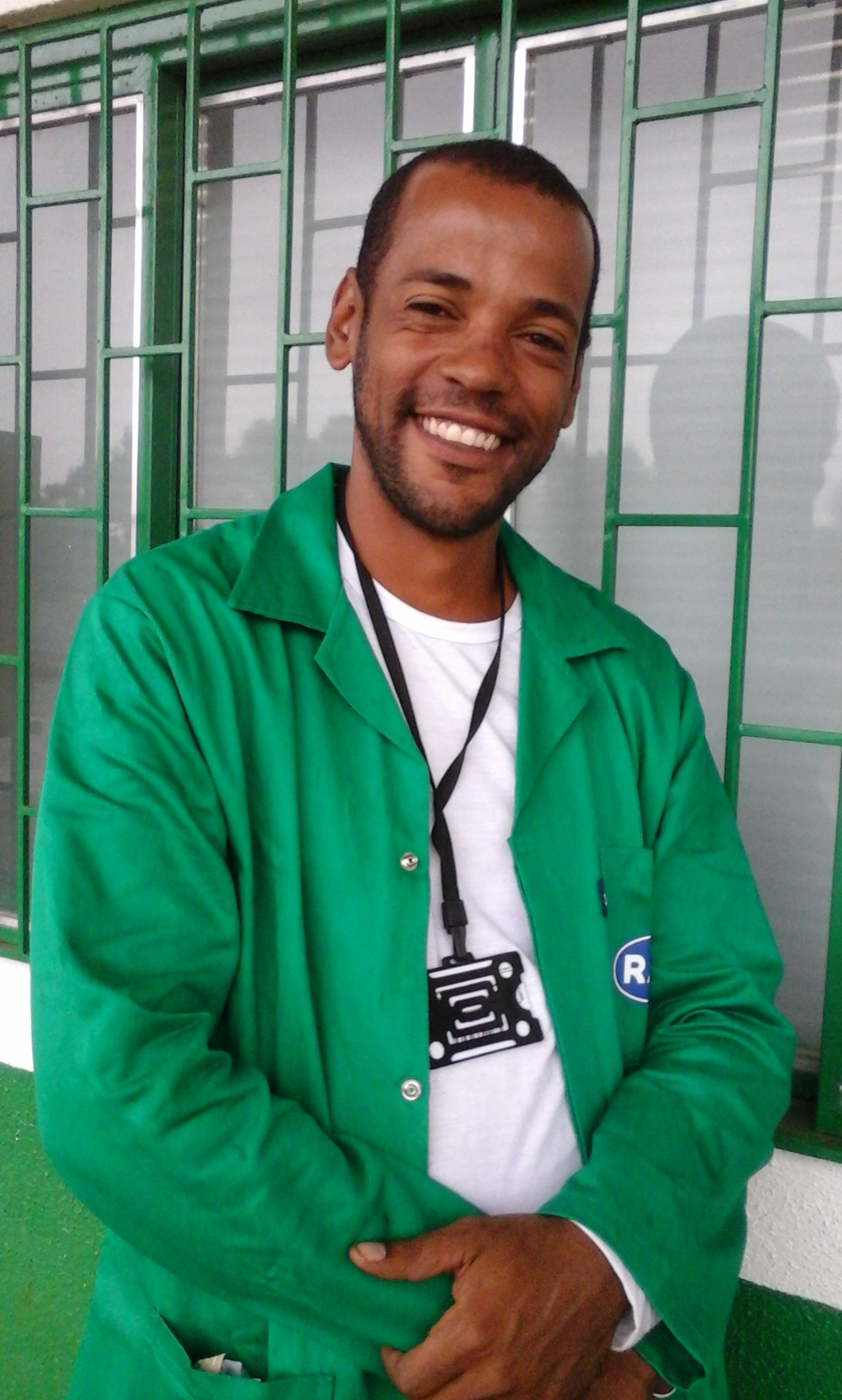 Neiriberto da Silva Alves, 30 anos