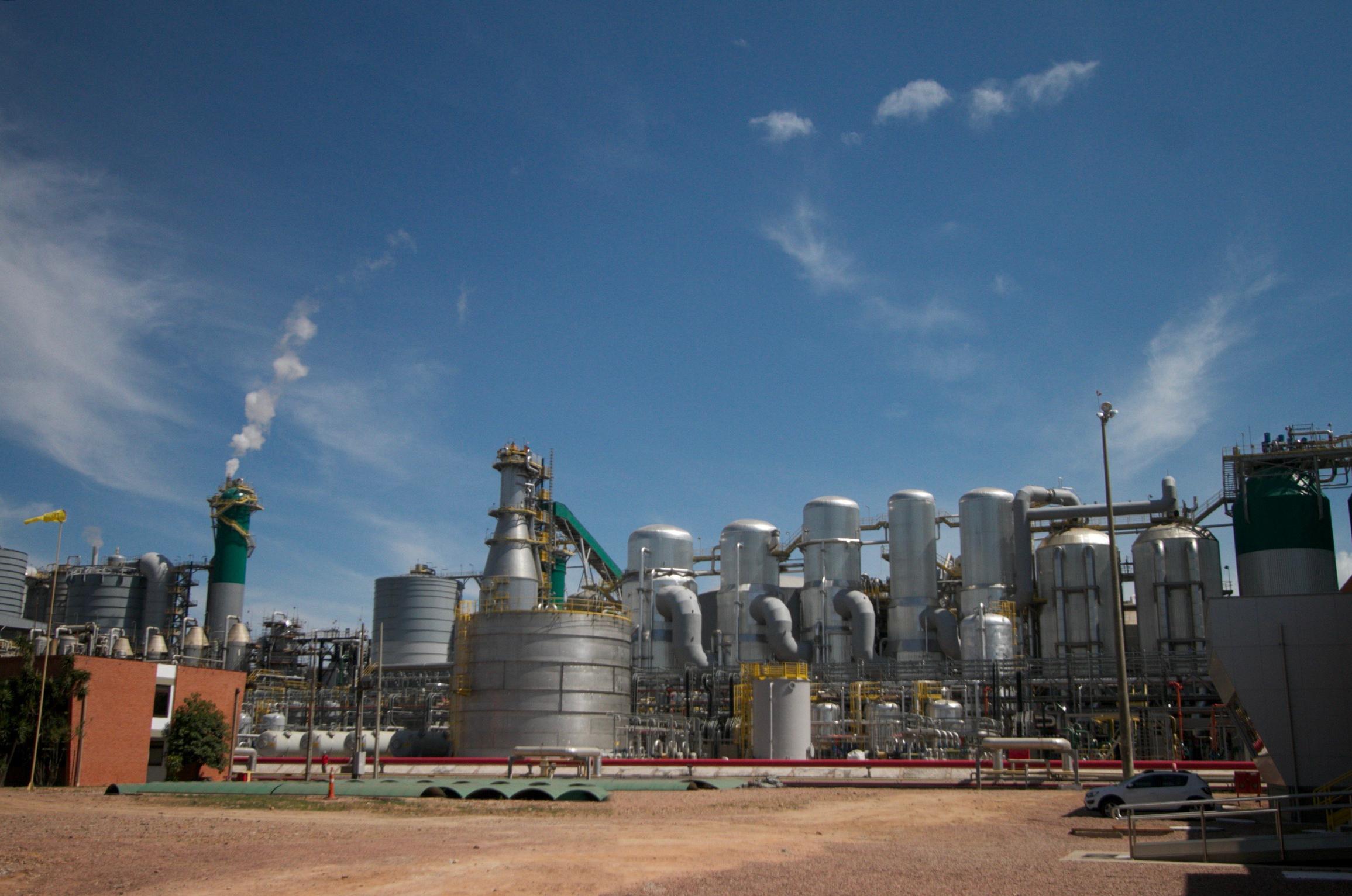 Nova fábrica ocupa 560 mil metros quadrados de área construída