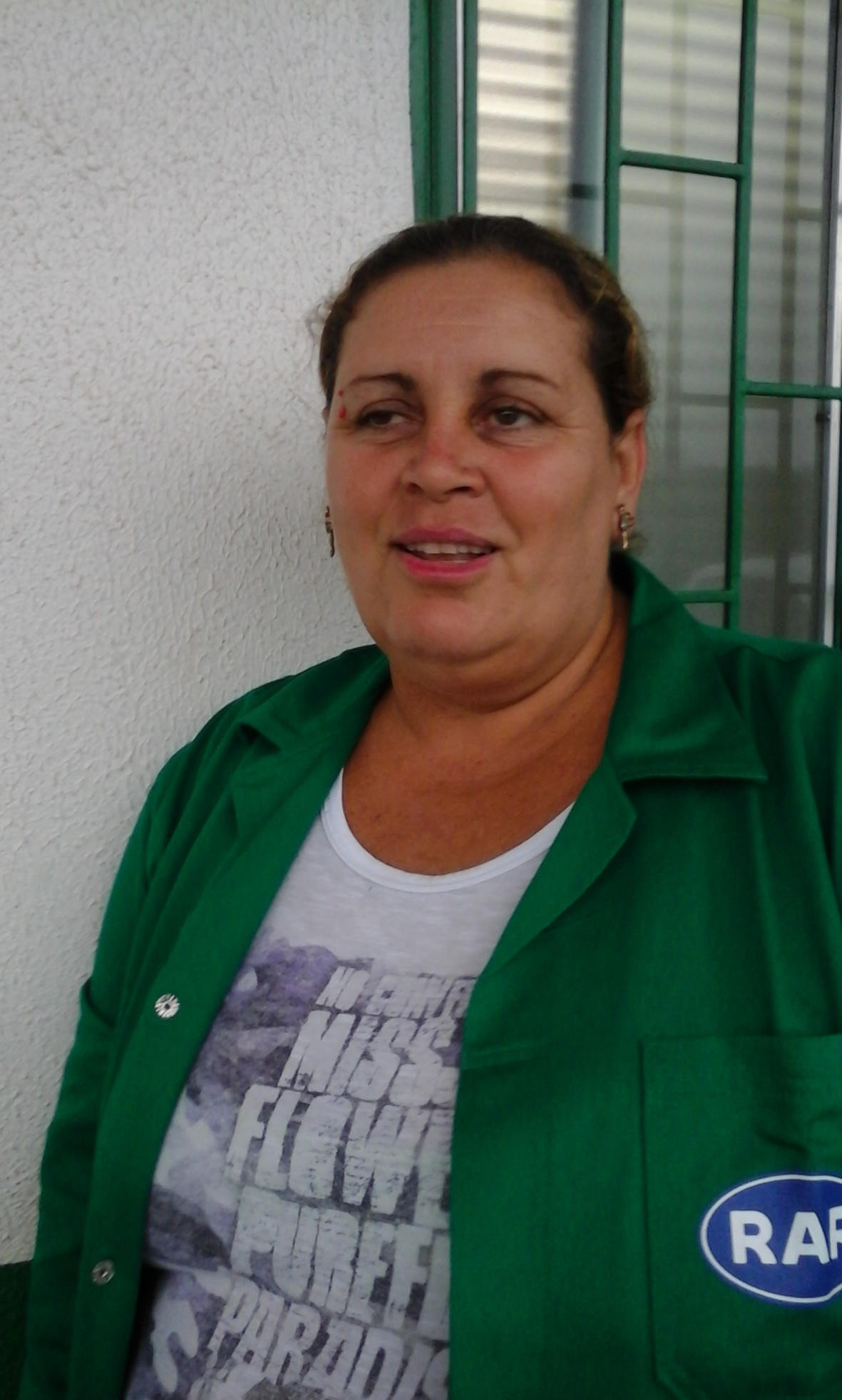 Roseleni Aparecida Ferreira, 41 anos