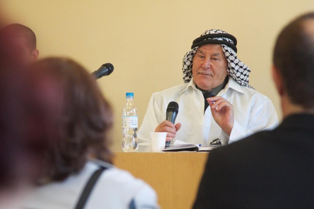 Ahmad Ali, do Centro Cultural Islâmico