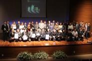 Cerimônia de premiação ocorreu no dia 11 de maio, em Brasília | Foto: Valéria Amaral/ Ascom Fenam