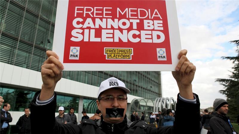 Jornalismos e liberdades
