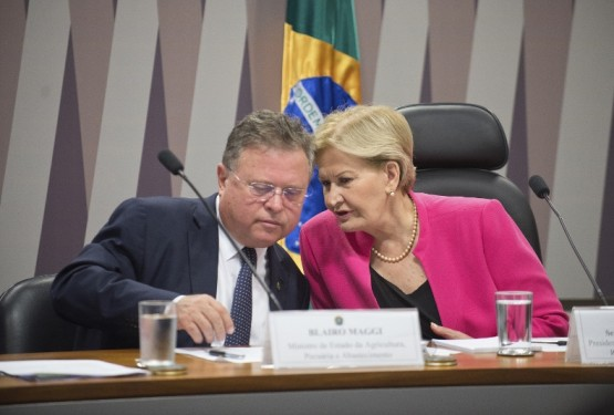 Agronegócio dá as cartas | Foto: Pedro França/Agência Senado