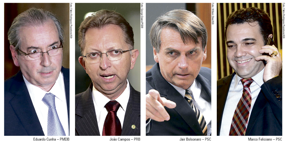 Os legisladores de Deus