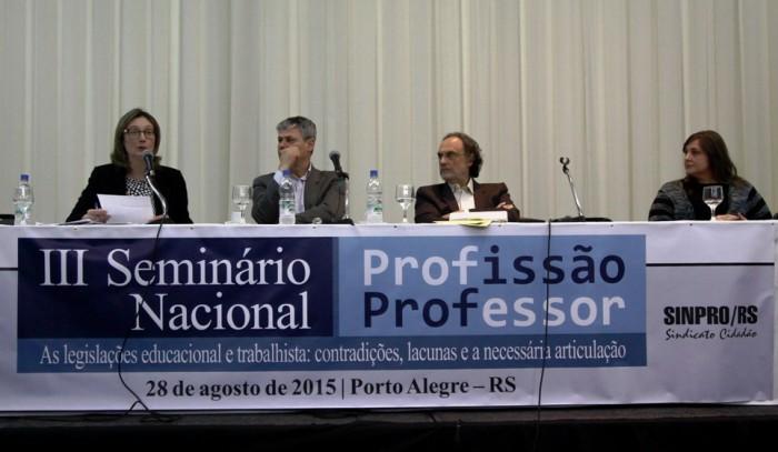 Projeto de Lei beneficia professores