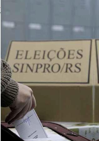 Chapa única nas eleições do Sinpro/RS