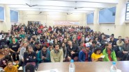 Evento contou com participação expressiva de setores que fazem o contraponto ao movimento Escola Sem Partido   Foto: Divulgação/Escola Sem Mordaça