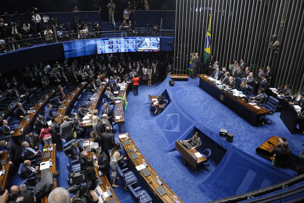 Parlamentarismo à brasileira