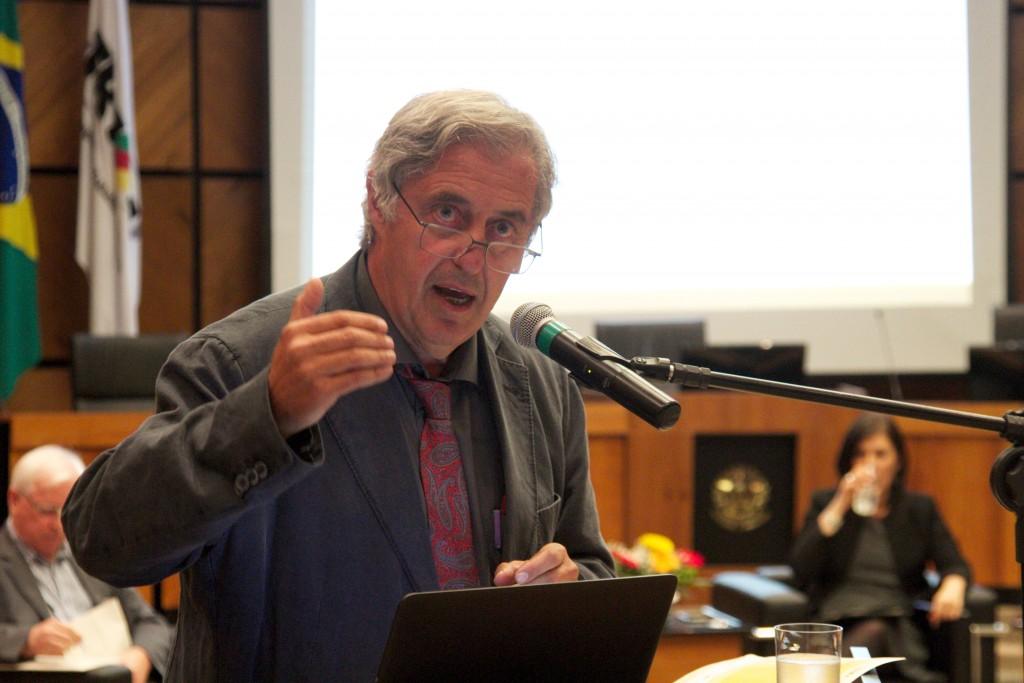 """Antonio Baylos Grau: """"o trabalho que um sindicato representa deve ser a expressão da livre personalidade e da dignidade do ser humano"""""""