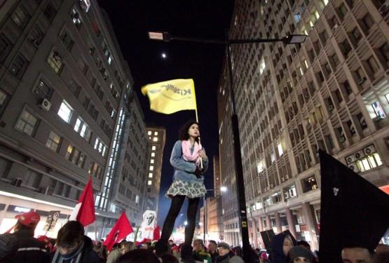 Pra que democracia? | Foto: Igor Sperotto