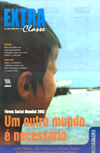 Jornal Extra Classe Nº 056 | Ano 6 | Out 2001