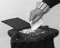 138 urnas receberão votos em todo estado