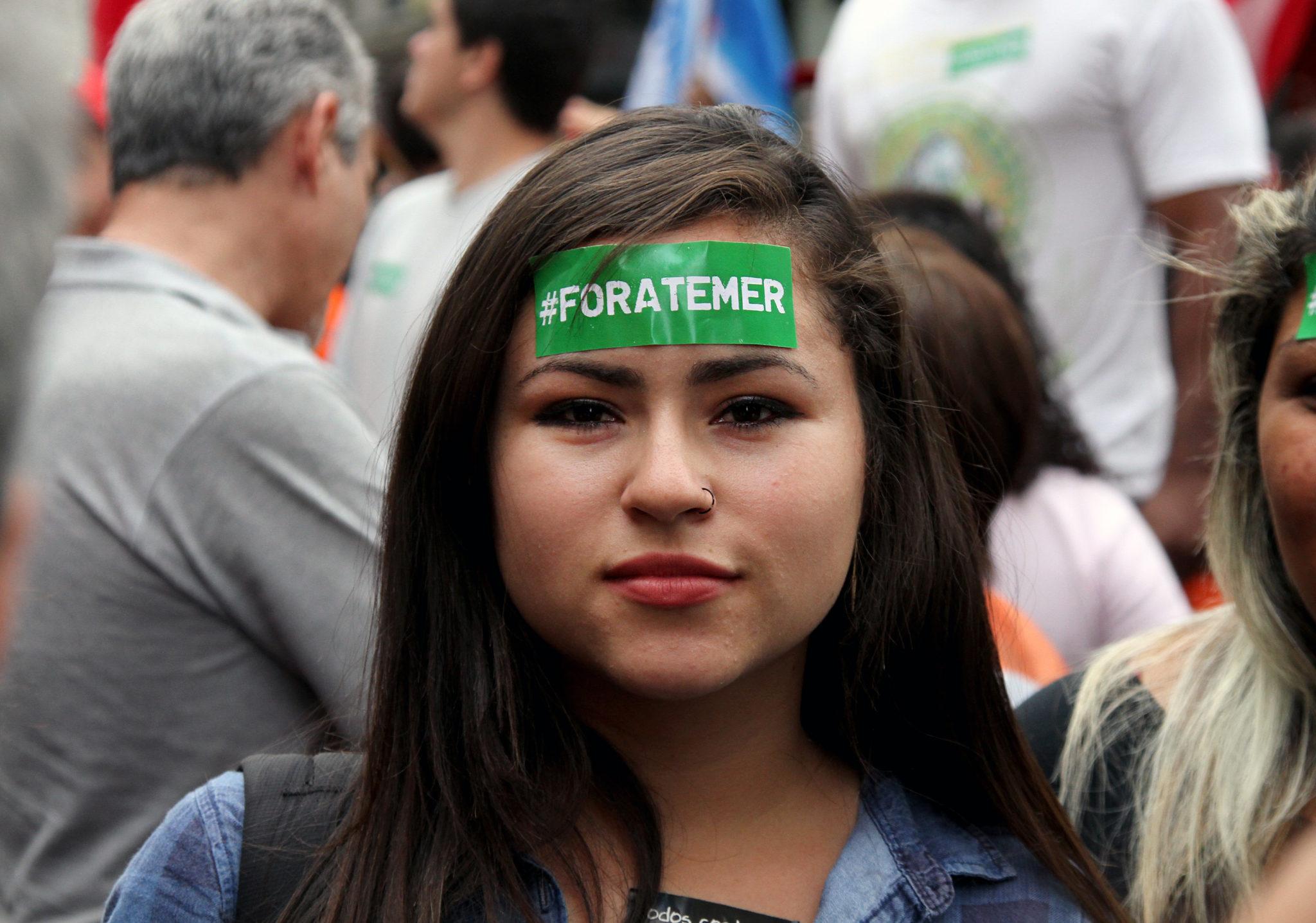 Paralisação Nacional do Dia 11 - Porto Alegre
