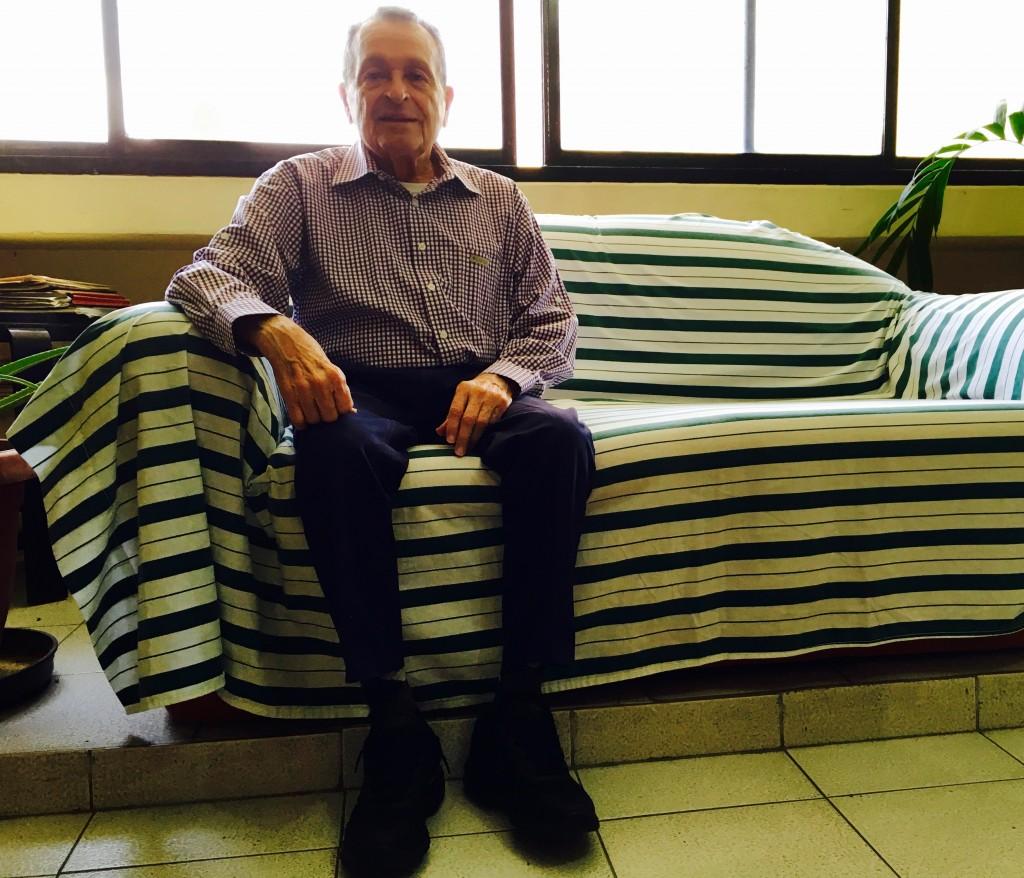 Douglas Bravo é o guerrilheiro mais conhecido da Venezuela
