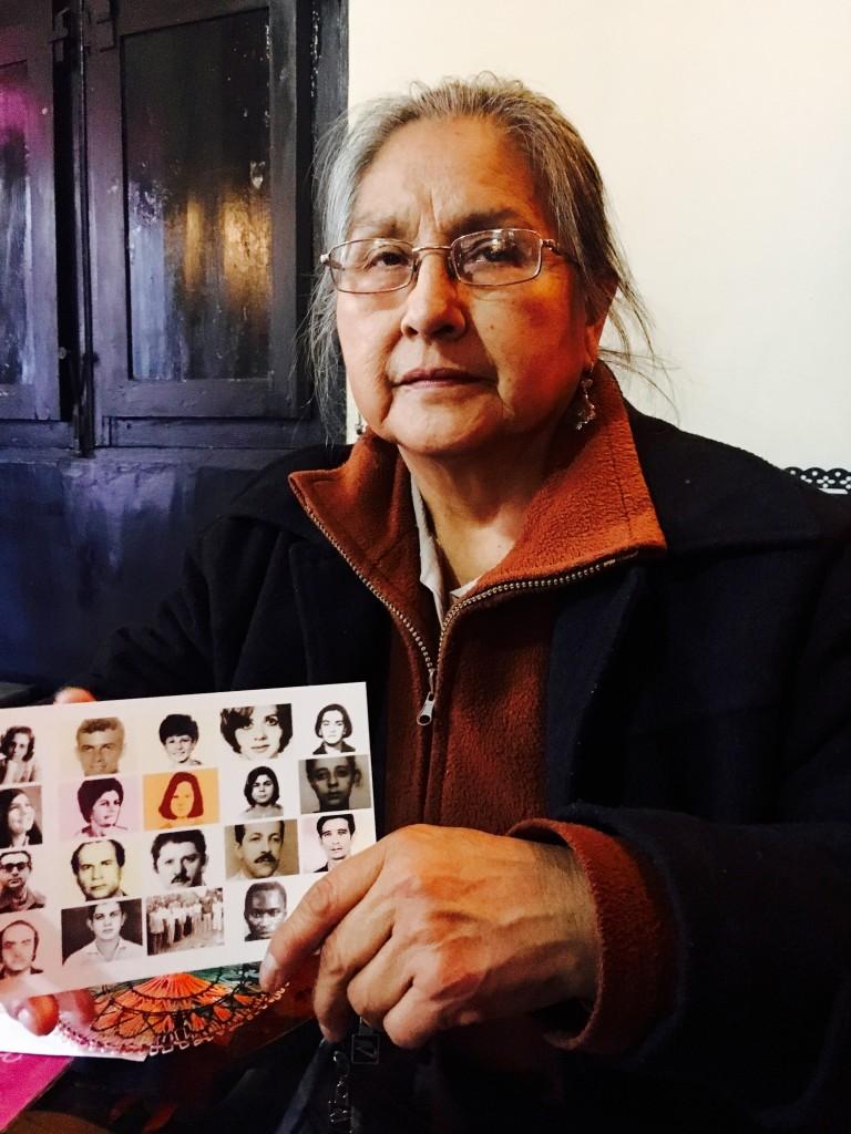 Loyola Guzmán, ativista boliviana