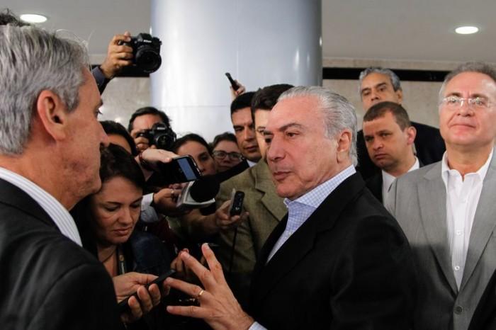 Brasília - DF, 27/11/2016. Presidente Michel Temer durante coletiva de imprensa no Palácio do Planalto. Foto: Beto Barata/PR