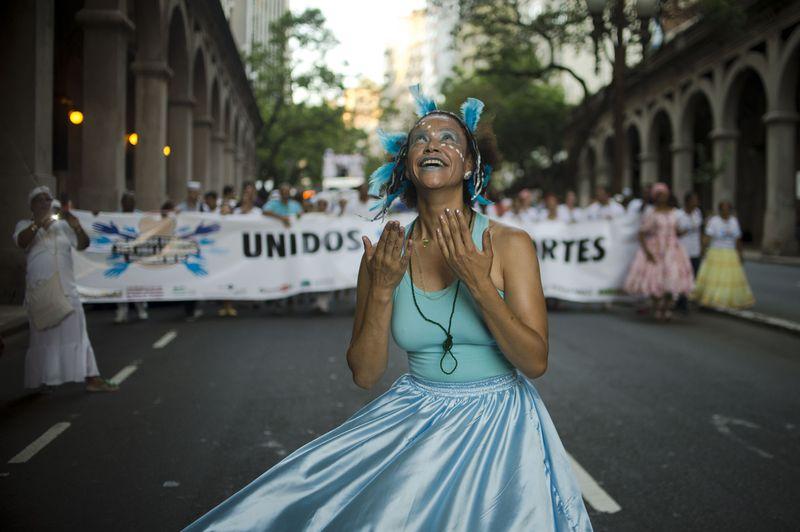 Marcha pela Vida e Liberdade Religiosa no Fórum de Porto Alegre, que em 2017 será marco de resistência a uma conjuntura de retrocessos