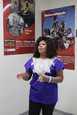 A maioria das medicações específicas não serve de parâmetro para a genética negra, afirma a gerente de Política de Equidade Étnico-racial da SMS, Elaine Soares