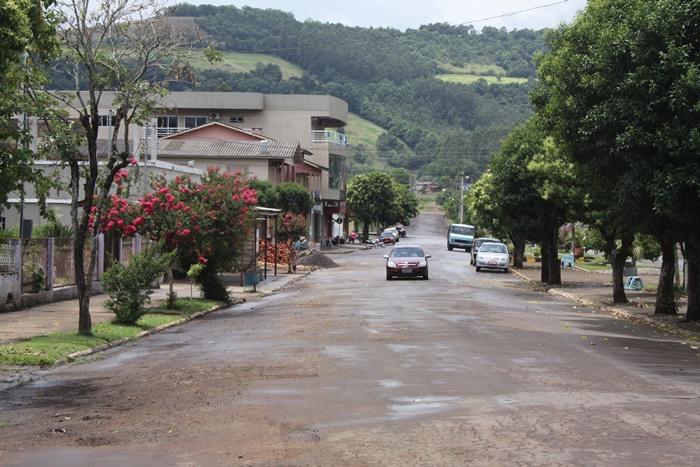 Parte do território de Vicente Dutra, no norte do RS, se sobrepõe à Terra indígena Rio dos índios, que vive sob permanente tensão
